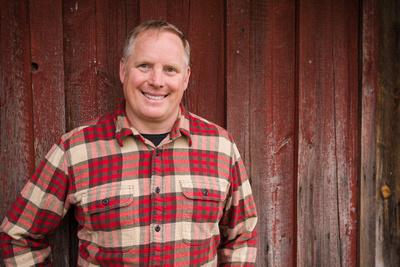 Farmers's Almanach: Farmer of the year!