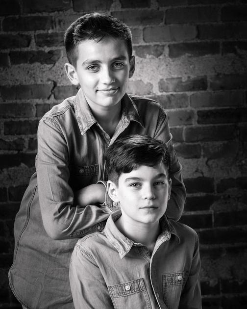 Kirkland Photographer - Classic children photography