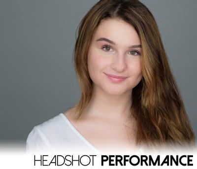 Actor Headshot - Unlimited