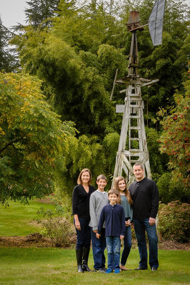 Family photography in Kirkland