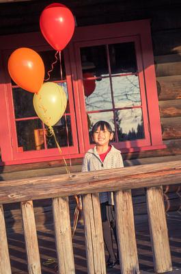 Child Portrait on location in Redmond